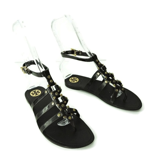 9bc7097e3a2d Tory Burch Jelly Vaughn Gladiator Sandals shoes. M 5ad3a42b8290af5eb10269b3